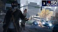 Watch Dogs Walkthrough - Act 1, Mission 03- Backstage Pass