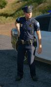 Police gunman
