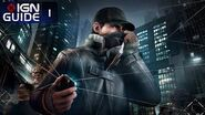 Watch Dogs Walkthrough - Act 1, Mission 1- Bottom of the Eighth
