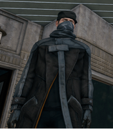 Watch dogs costume CyberPunk