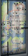 Trem-L mapa
