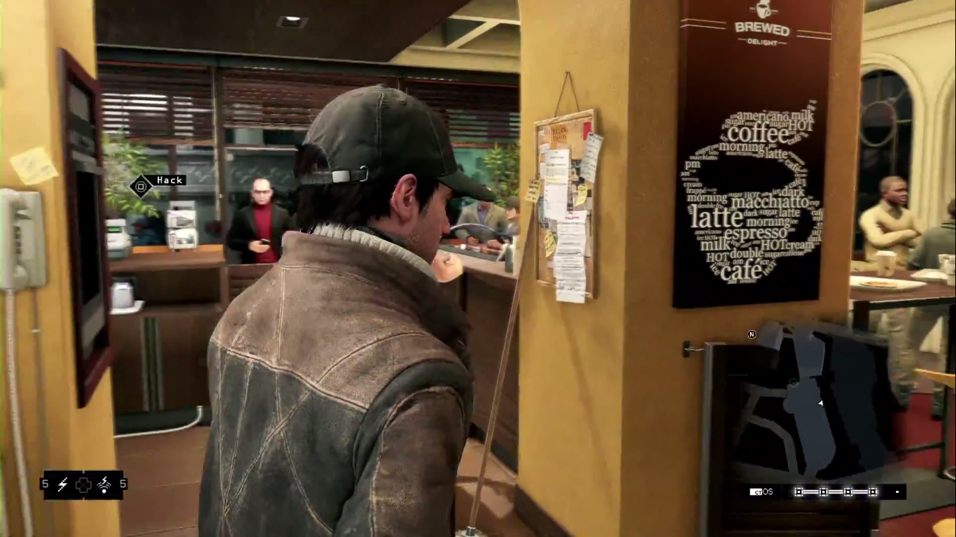 Watch Dogs Brewed Delight