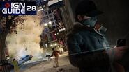 Watch Dogs Walkthrough - Act 3, Mission 3 Unstoppable Force