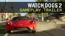 Watch Dogs 2 - Геймплейный ролик - E3 2016 RU