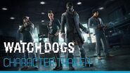 Watch Dogs - Character trailer UK