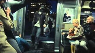 Official WATCH DOGS TV-Trailer (Deutsch German)