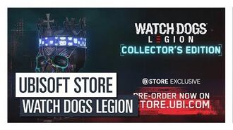 WATCH DOGS LEGION - COLLECTOR'S EDITION (UBISOFT STORE) Ubisoft DE