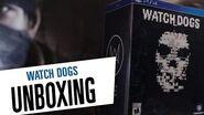 Watch Dogs - Unboxing da Edição Limitada Legendado