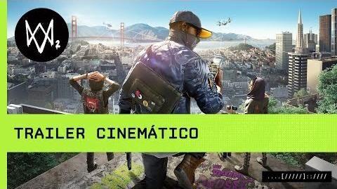 Watch Dogs 2 Trailer Cinemático