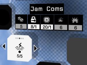 Jam Coms selection