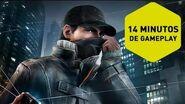 Watch Dogs - 14 Minutos de Gameplay Legendado-0