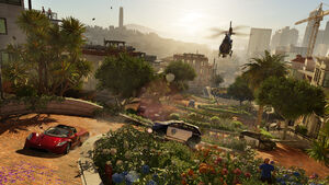 Watch Dogs 2 Screenshot Lombard Street