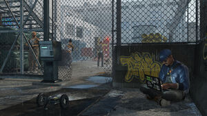 Watch Dogs 2 Screenshot RC Jumper