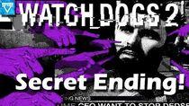 Watch Dogs 2 NEW Secret Ending!