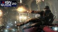 Watch Dogs Walkthrough - Act 2, Mission 11 Stare Into the Abyss