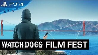Watch Dogs Film Fest Trailer DE