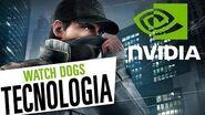 Watch Dogs e as tecnologias da NVIDIA Legendado