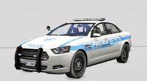 Patrol Car (Cavale)