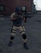 FBI Grenadier