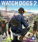 Arte da Caixa de Watch Dogs 2