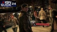 Watch Dogs Walkthrough - Act 2, Mission 15 Way Off the Grid