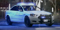 Police Cruiser (Front&Side)-WatchDogs