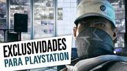 Watch Dogs - Exclusividades para PlayStation Legendado