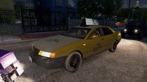 WD2 VesselTaxi Yellow
