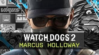 Watch Dogs 2 - Marcus Holloway Ubisoft DE