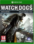 Watch dogs XboxOneDisk