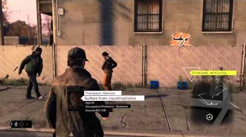 Watch Dogs 14 Minutes Gameplay Demo UK