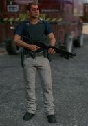 FBI armored