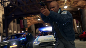 Chicago PD Officer-WatchDogs