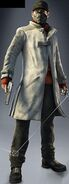 Watch Dogs Outfit (Blume Agent)