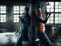 Watch dogs aiden pearce weapons 97852 1600x1200