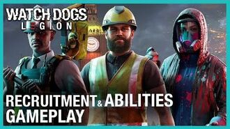 Watch Dogs Legion Can a Construction Worker Save London? Gameplay UbiFWD July 2020 Ubisoft NA