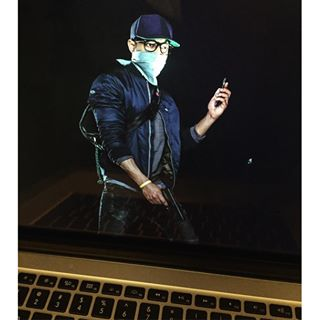 Watch dogs 2 protag