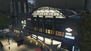 Navy Pier Building