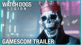 Watch Dogs Legion Gamescom 2019 – Play as Anyone Explained Ubisoft NA