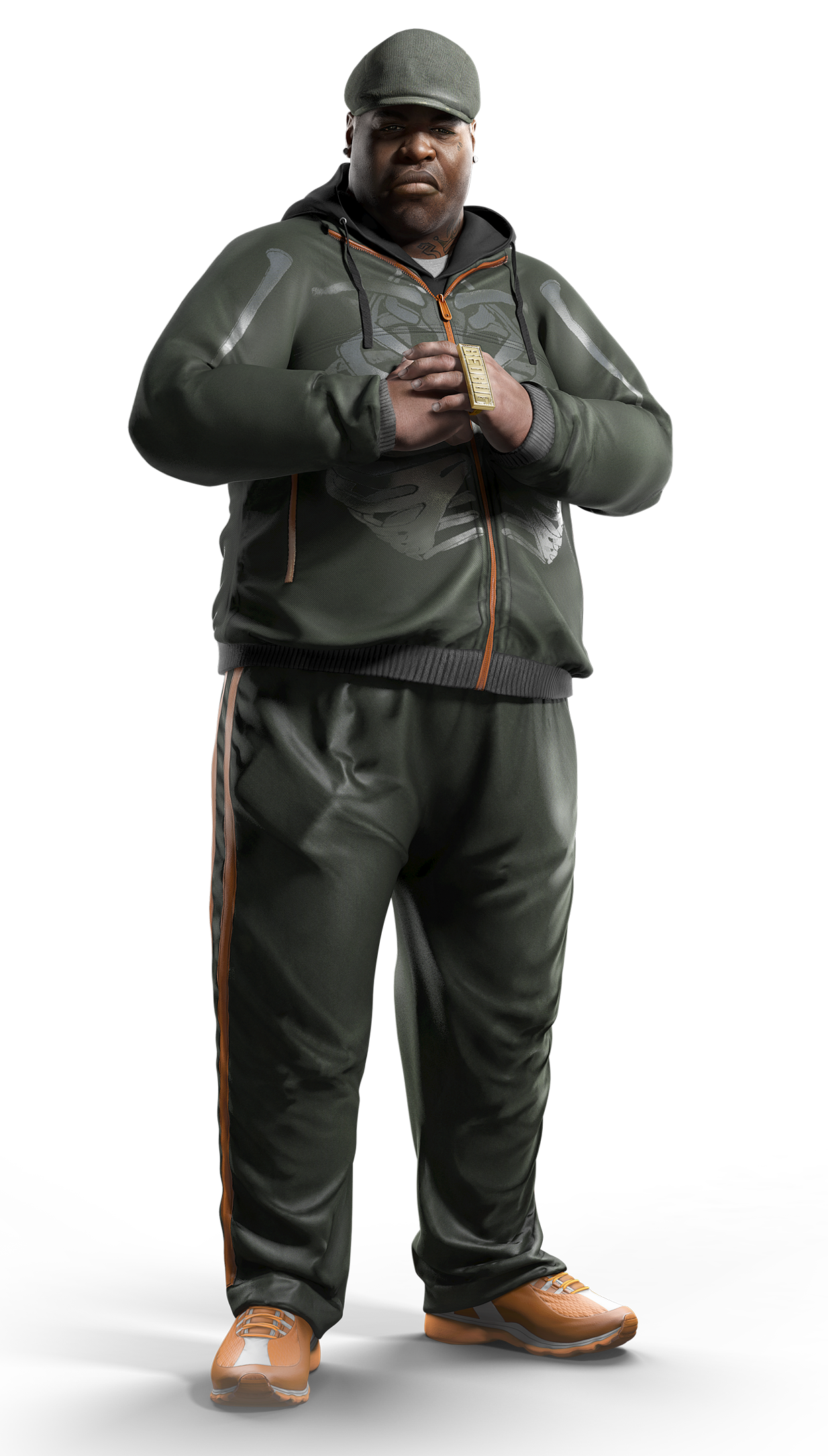Tyrone Hayes Watch Dogs Wiki Fandom Powered By Wikia