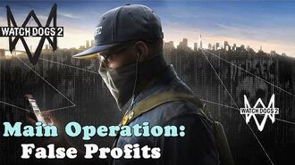 False Profits walkthrough (WD2)