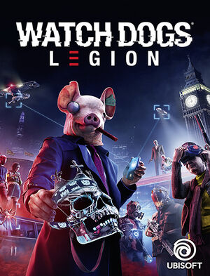 Watch Dogs Legion Standard Edition