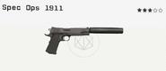 Spec Ops 1911