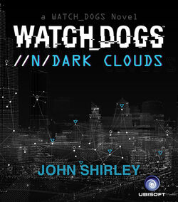 Watch Dogs Dark Clouds Cover