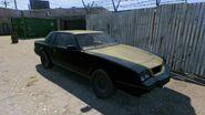 The 580's Car