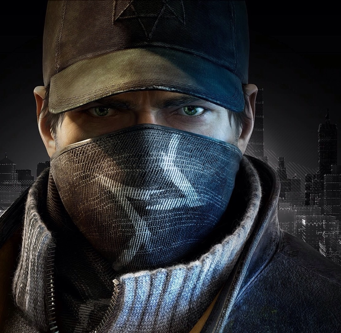 Aiden Pearce by Chris6d