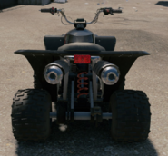 Batta rear