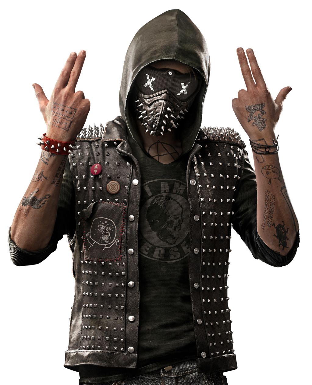 Watch Dogs  Characters Wiki