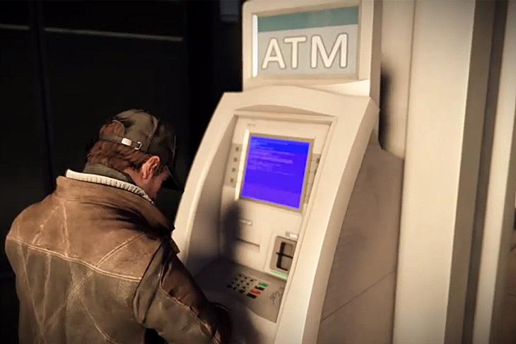 ATM | Watch Dogs Wiki | FANDOM powered by Wikia