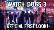 Watch Dogs Legion - FIRST LOOK Gameplay Official Reveal HD
